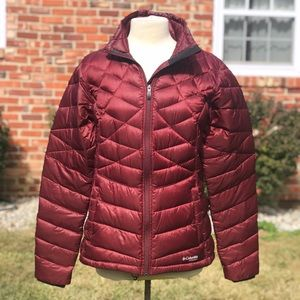 Columbia Titanium Omni Heat Thin Puffer Jacket
